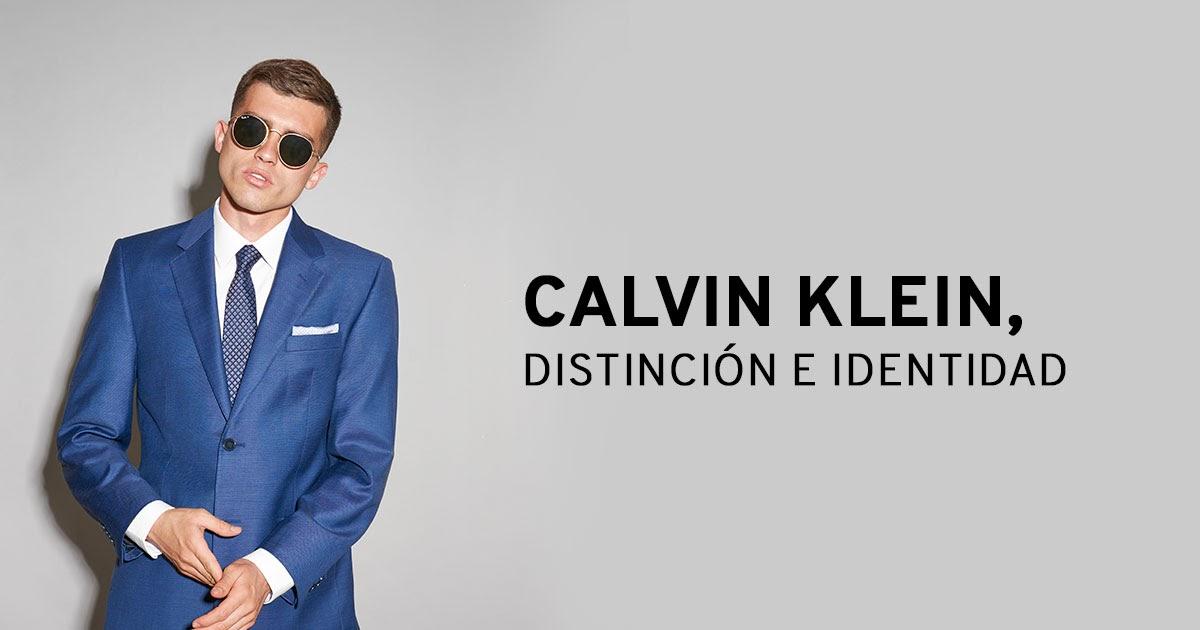 Calvin Klein Distinción e identidad